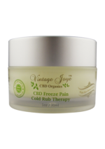 CBD Freeze Pain Cold Rub