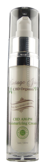 CBD AM/PM Moisturizing Cream